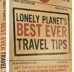 Travel Advice / by Katey