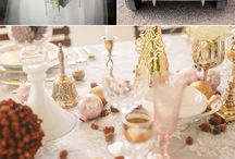 White Winter styled shoot / Style and shoot a wedding in Winter with these inspiration!   www.rsvp-events.ca