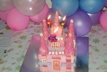 Princess Party Ideas / Make your daughters birthday that lil bit more special with a Princess themed party
