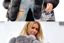 Fashion | furs and jackets
