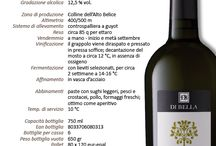 Data Sheets / Technical informations about our wines