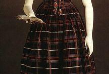 1830's Womens Dresses / by Katie Underwood
