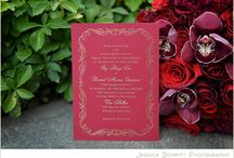 Wedding Colors: Red / Red inspired weddings