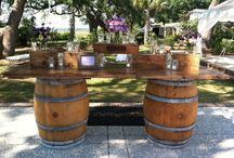Wine Barrels Outdoors / by Plant Care Today