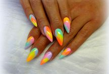 nails..my work