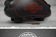 For Hosting & Toasting / Harley-Davidson Gifts for the Home | Own The Holidays, Harley Style