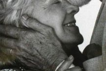 'Til Death Do Us Part / Older people/couples who inspire us by lives well spent. / by Larilee Dare