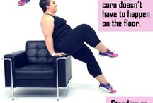 plus size exercises