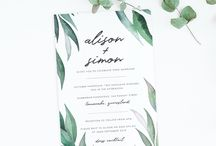 Paper Bliss Wedding Stationery