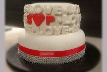 Love cake  / Retrouvez ici tous les gâteaux les plus mimi pour les occasions les plus romantiques