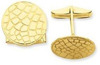 Cuff Links / Cufflinks are another great piece of masculine jewelry accessory. A wide variety of designs, patterns and metals used for crafting them give you ample choice to select a pair that suits your style and budget. You will also find cufflinks adorned with different stones and even pearls. Furthermore, use of enamel work lends beautiful colors to them.