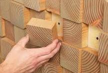 objetos madera