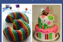 Cakes for all occasions / You can find cake ideas for your Birthdays, Valentine Day, Mothers Day, Wedding, Anniversary and so on.