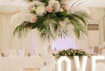 Wedding Theme - Prints and Palms