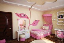 Ideas for the Gilrs bedroom