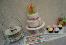 Desserts table.....