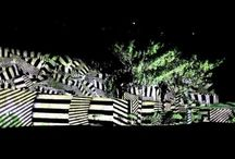Oskar & Gaspar (mapping) / Ink Mapping e Video mapping