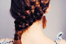 kauneuden hoito ja hiukset