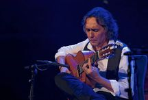 Vicente Amigo / Alcune delle più belle immagini del chitarrista Vicente Amigo durante i suoi spettacoli più recenti.