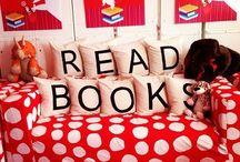 Preschool:  READING CORNER