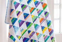 Scrap and charm quilts
