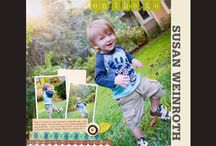 Digital Scrapbooking: Child Misc