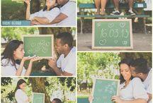 E-session / Wedding shooting / by Ennaleh Setnop