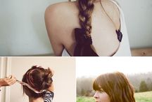I should style my hair like this / by Carissa Eppens