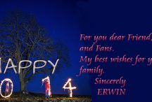 MY REGARDS / Regards to my friends / by Erwin Pempelfort