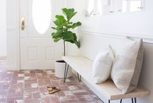 Clean Apartment Ideas / Your go-to board to all your clean, minimal apartment decor filled with gold, marble, and beautiful greenery!