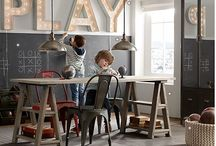 Playroom Inspiration / by How To: Simplify | Jen Tilley