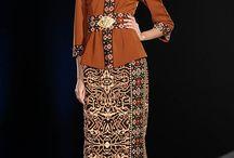 Indonesia (batik n tenun)