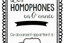 Français 3e cycle