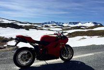 My motorcycle trips / Turer på mine motorsykler (Trips in Norway on my bikes)