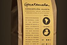 Coffee bag & fit labels