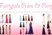 Prom Dresses / OUR PROM DRESSES ARE SURE TO TURN HEADS FOR PROM AND OTHER SPECIAL EVENTS YEAR ROUND MAKING FAIRYTALE PROM & PARTY THE PLACE TO GO!