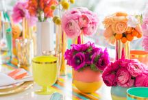 wedding color palates and ideas