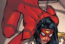 ◇Heroines◇ Spiderwoman