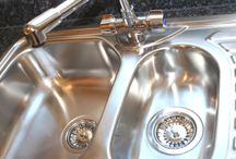 shine kitchen sink