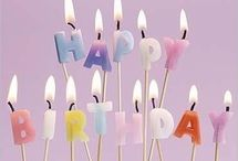 お誕生日おめでとう