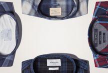 Karohemden / Sie bleiben immer in Mode: Karohemden sind in diesem Herbst ein Must-have, das zu jedem Outfit passt. Die Freizeithemden sind wahre Klassiker der Mode. Kombinieren Sie die Hemden mit herbstlichen Boots, sportiven Jeans und einem groben Wollmantel. ► http://bit.ly/KONEN-Herren-Karohemden-HW16