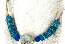 turquoise, blue, green stone jewelry
