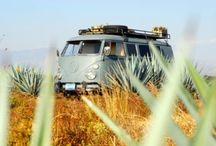 Travel caravan ideas