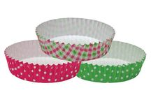 "4"" Ruffled Baking Cups"