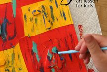 Jasper Johns / by Lee Ann Brunson