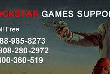 Rockstar Game Support Service