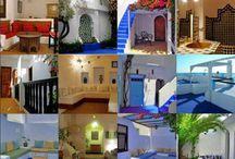 """Alquiler de casas con encanto en Asilah y Xaouen,Maroc / Para nosotros el verdadero encanto de viajar reside en mezclarte con su gente, aprender de su cultura, y poder integrarte en su día a día, por eso todas nuestras casas están en el lugar más emblemático de esta pequeña ciudad """"dentro La Medina"""" El alma de Asilah """"su gente"""" hospitalaria, simpática, amable, y siempre dispuestos a conversar"""