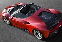 Ferrari-J50+ / Ferrari J50、ワールドプレミア 12月13日、日本・東京発 本日、フェラーリは、国立新美術館で開催されたフェラーリ日本進出50周年記念式典において、新しい極少数限定シリーズのビスポーク・モデル、J50を発表しました。+Sergio http://auto.ferrari.com/ja_JP/news-events/news/world-premiere-ferrari-j50/