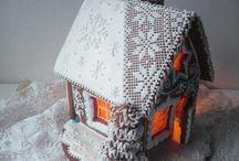 Пряничный дом