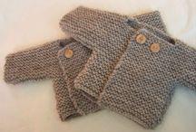 Couture et tricot poupee